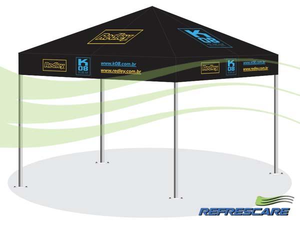 Aluguel de tendas Personalizadas